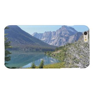 Bowman Lake Glacier National Park Glossy iPhone 6 Plus Case