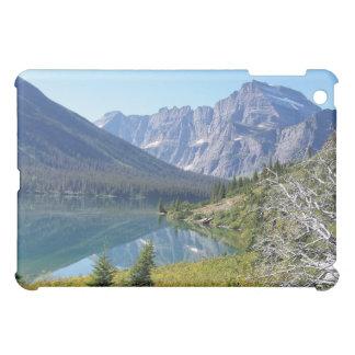 Bowman Lake Glacier National Park iPad Mini Case