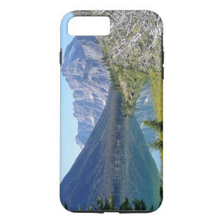 Bowman Lake Glacier National Park iPhone 7 Plus Case