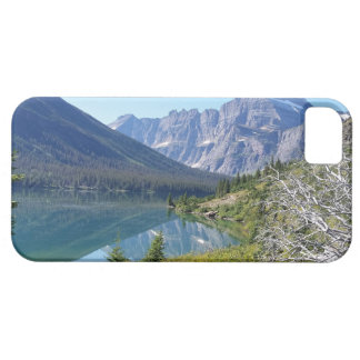 Bowman Lake Glacier National Park iPhone SE/5/5s Case
