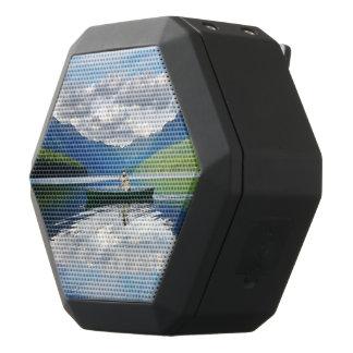 Bowman Lake - Glacier National Park Montana Black Bluetooth Speaker