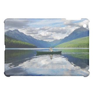 Bowman Lake - Glacier National Park Montana Case For The iPad Mini