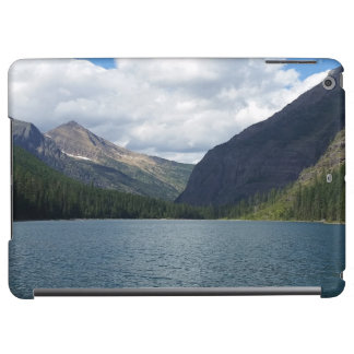 Bowman Lake - Glacier National Park Montana iPad Air Cover