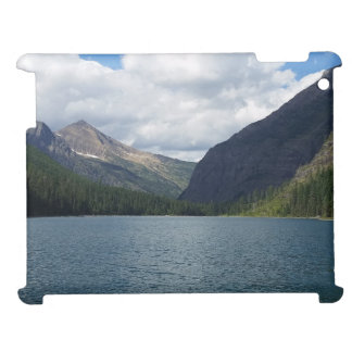 Bowman Lake - Glacier National Park Montana iPad Covers