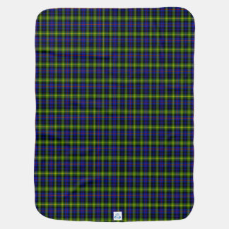 Bowman Scottish Family Tartan Baby Blanket