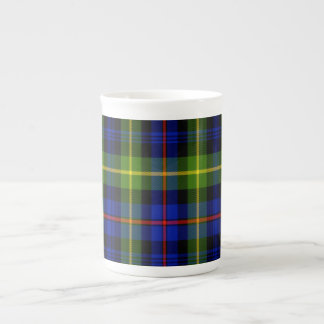 Bowman Scottish Tartan Tea Cup