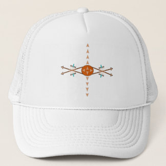 Bows and Arrows Trucker Hat Baseball Cap