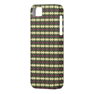 Bows and Stripes 008 iPhone SE/5/5s Case