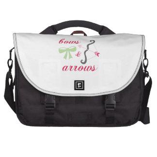 Bows & Arrows Commuter Bags
