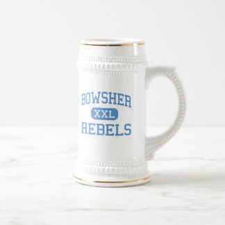 Bowsher - rebeldes - High School secundaria - Tole Tazas De Café