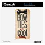 Bowtie iPhone 4/4s Skin Skins For The iPhone 4S