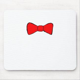 bowtie mouse pad