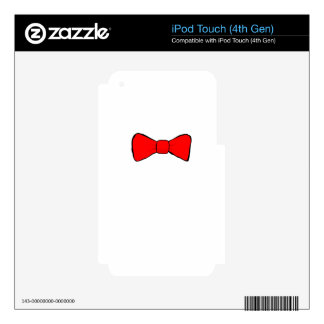 bowtie skins for iPod touch 4G
