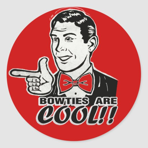 Bowtie Sticker