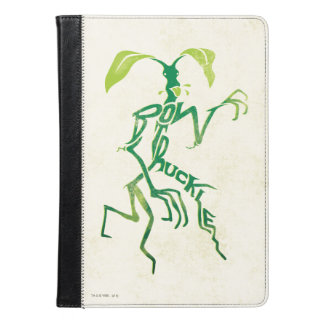 Bowtruckle Typography Graphic iPad Air Case