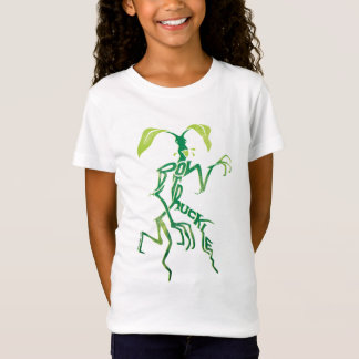 Bowtruckle Typography Graphic T-Shirt