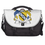 Bowyer Family Crest Bags For Laptop