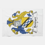 Bowyer Family Crest Hand Towel