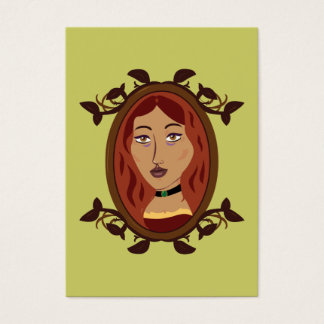 bowyersdaughter business card