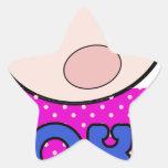 BOX BABY STAR STICKER