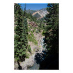 Box Canyon, Ouray Posters