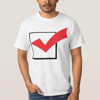 Box checked. shirts