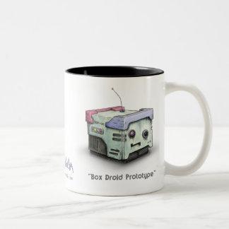 Box Droid Mug
