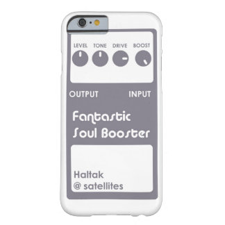 Box Effects Pedals Barely There iPhone 6 Case