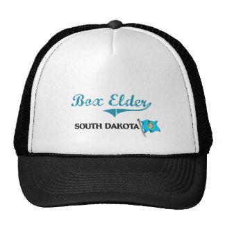 Box Elder South Dakota City Classic Trucker Hat