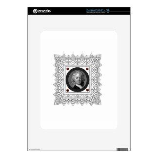 box frame in iPad skin