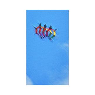 Box Kite Canvas Print