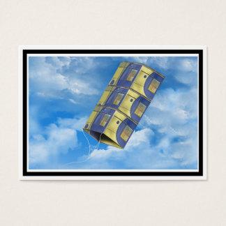 Box Kite in the Sky Business Card