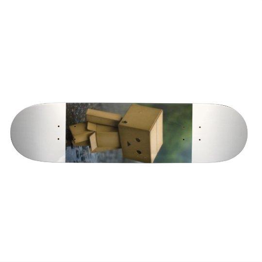 Box Man Skateboard