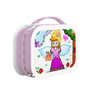 Box meal child Princess Lunchboxes