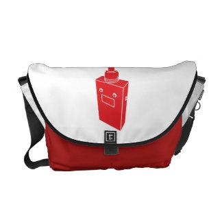 Box Mod Surprise Messenger Bag