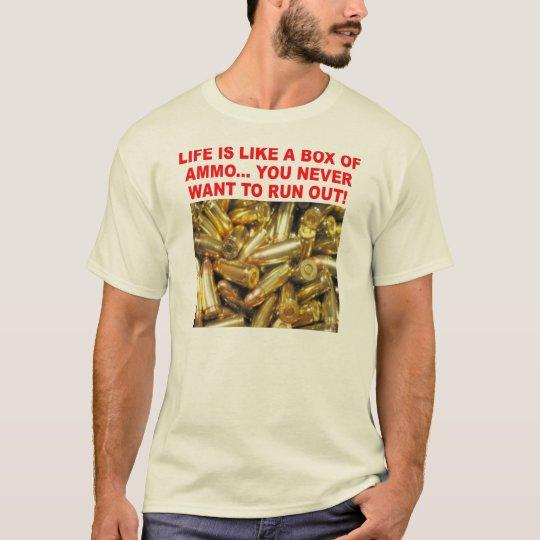 box of ammo T-Shirt