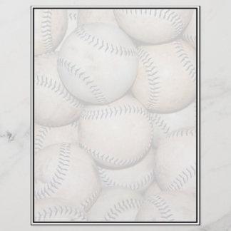 Box of Baseballs (Softballs)