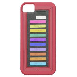 Box of chalks iPhone SE/5/5s case