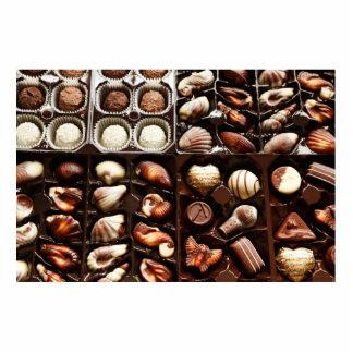Box of Chocolate Cutout