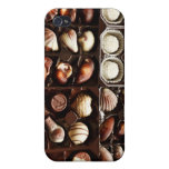 Box of Chocolate iPhone 4/4S Covers