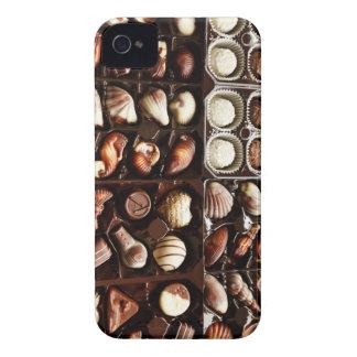 Box of Chocolate iPhone 4 Case