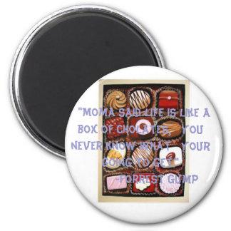 Box-of-Chocolates-Giclee-Print-C12535217 [1],   … Imán Redondo 5 Cm