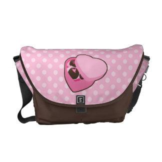 Box of Chocolates Messenger Bag