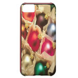 Box of Christmas balls iPhone 5C Cases