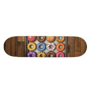 Box of Doughnuts Skateboard Deck