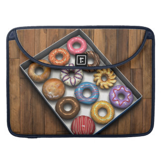 Box of Doughnuts Sleeve For MacBook Pro