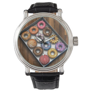 Box of Doughnuts Watches