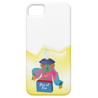 Box of Fun iPhone SE/5/5s Case