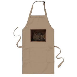 box of ho ho ho's long apron