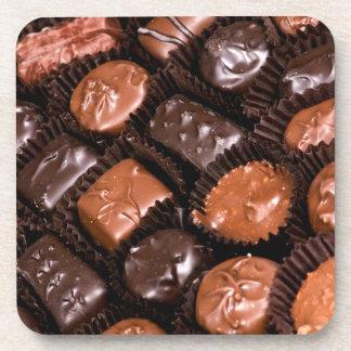 Box of  Sweet Chocolate Candy Coaster